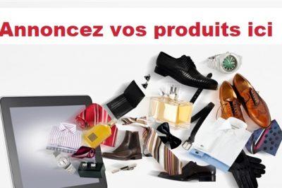 Vendre vos produits en ligne