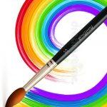 pinceau-de-vecteur-avec-l-arc-en-ciel-peint-par-acrylique-40952749-02654446